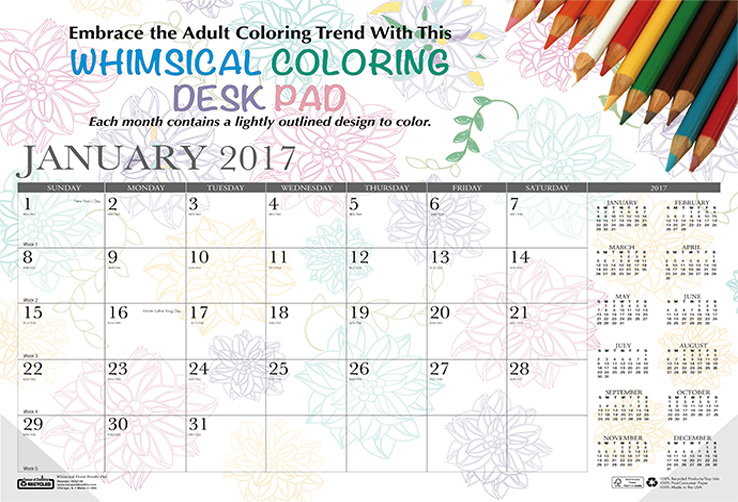 academic desk calendar pad ayresmarcus