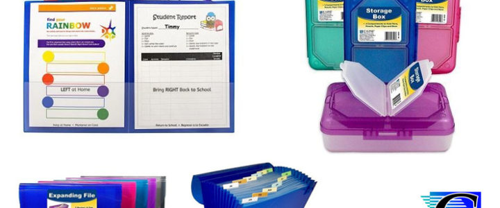 WIN One of These Great Organizers for School or Home from C-Line