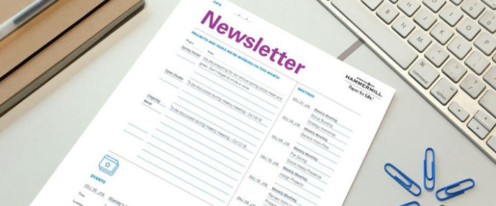 TOP 6 TIPS FOR WRITING A BUSINESS NEWSLETTER