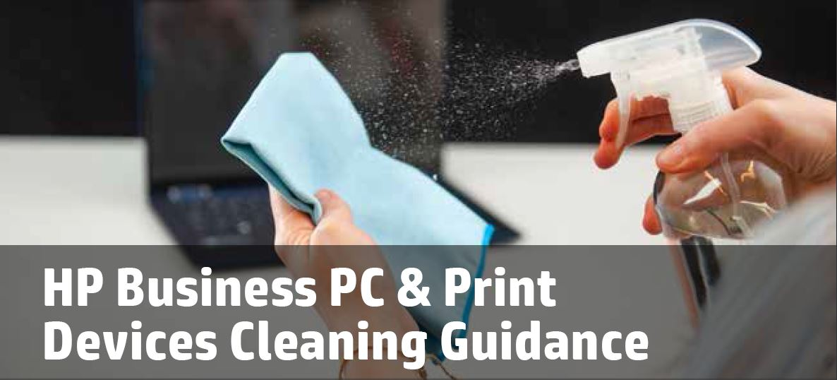 HP-Business-PC-Print-Devices-Cleaning-Guidance