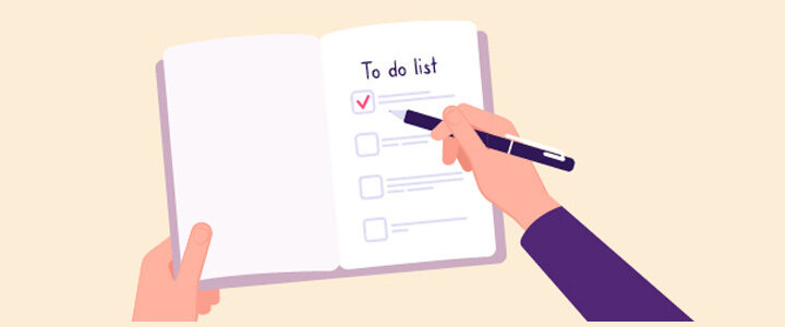 Organizing Everything With Lists